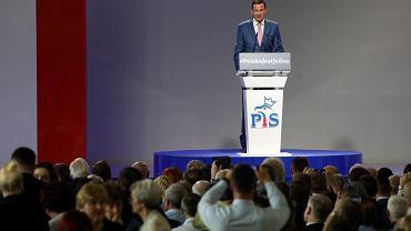 Mateusz Morawiecki, kongres PiS oraz Zjednoczonej Prawicy