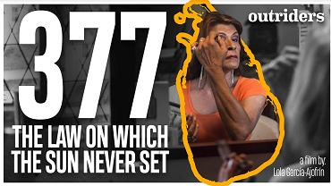 Film '377 Prawo, nad którym słońce nigdy nie zachodziło'