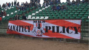 piłka nożna, Pilica Białobrzegi