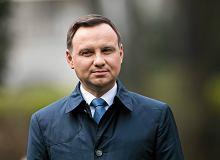 Afera KNF. Prezydent Andrzej Duda komentuje