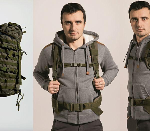 Prawidłowe dobranie plecaka trekkingowego