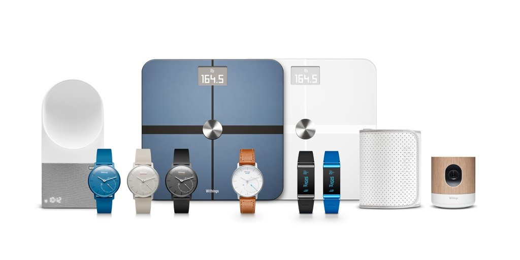 Produkty Withings