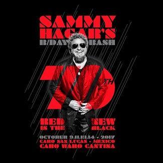 Sammy Hagar BD