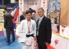 Turniej judo uświetni brązowa medalistka mistrzostw kraju