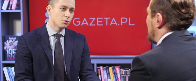 Tomczyk: To nie jest rekonstrukcja rządu. To jest ucieczka