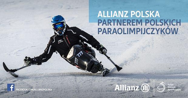Allianz Polska rozpoczyna kampanię ZOBACZ WIĘCEJ i z dumą wspiera Polską Reprezentację Paraolimpijską