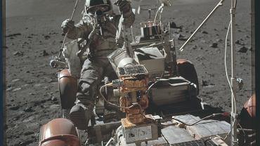 Zdjęcie z archiwum misji Apollo