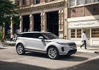 Nowy Range Rover Evoque - cennik 2019. Najmniejszy Range Rover już w polskiej ofercie