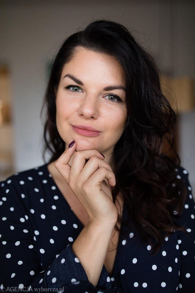 Karolina Kiepas. Pomysłodawczyni targów kosmetyków naturalnych Ekotyki