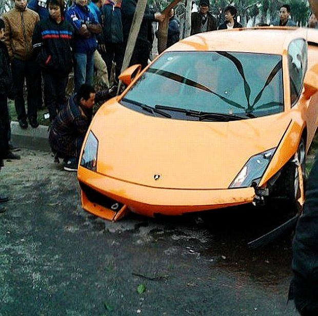Lamborghini Gallardo produkowane jest od 2003 roku