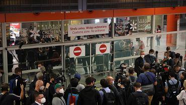 AFP: Cimanouska wylądowała w Polsce! Może kontynuować karierę w naszym kraju