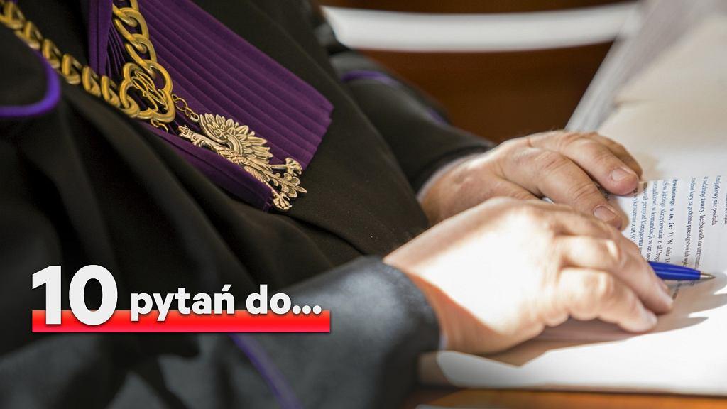 Kurator sądowy o swojej pracy