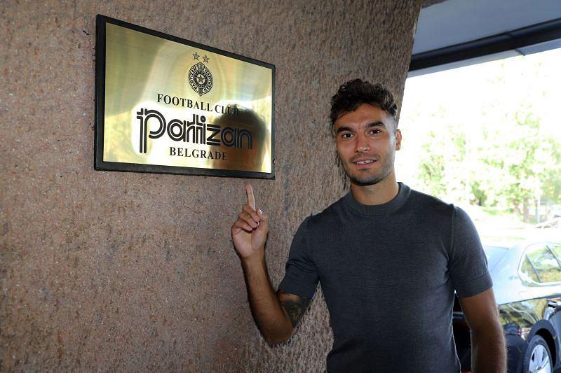 Ivan Obradović wrócił do Partizana Belgrad