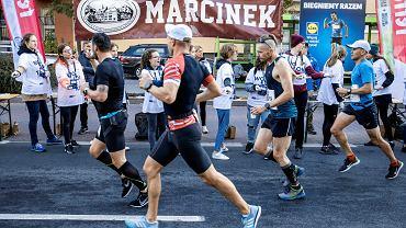 Poznań Maraton 2019. Zdjęcia z trasy biegu