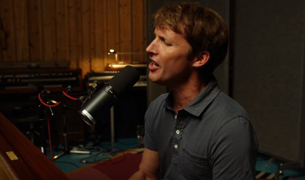 James Blunt - Monsters [Acoustic] [Live From The Pool]