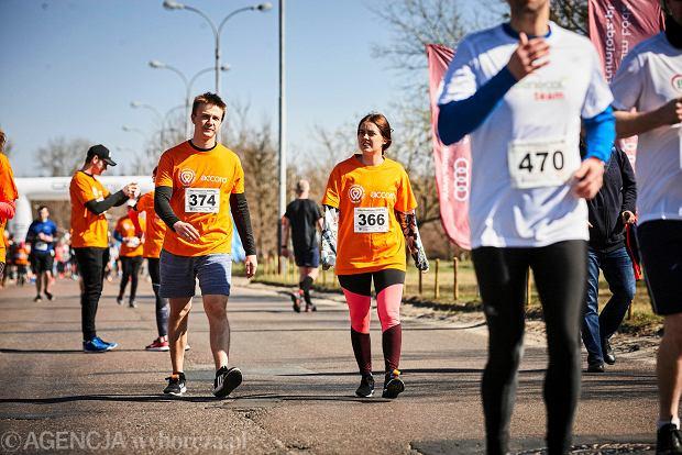 Zdjęcie numer 83 w galerii - Otwarcie sezonu biegowego w Łodzi.