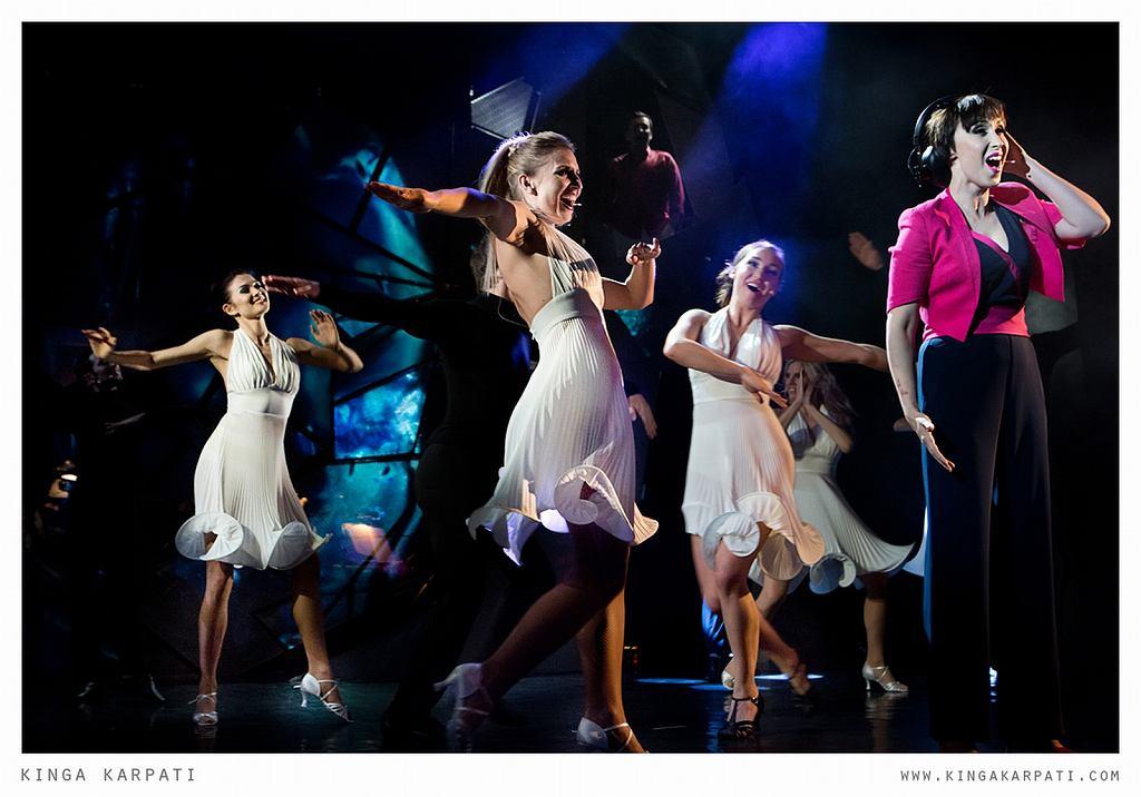 'Kobiety na skraju załamania nerwowego', Teatr Rampa