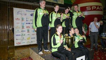 KTS SPAR-Zamek Tarnobrzeg z Pucharem Europy