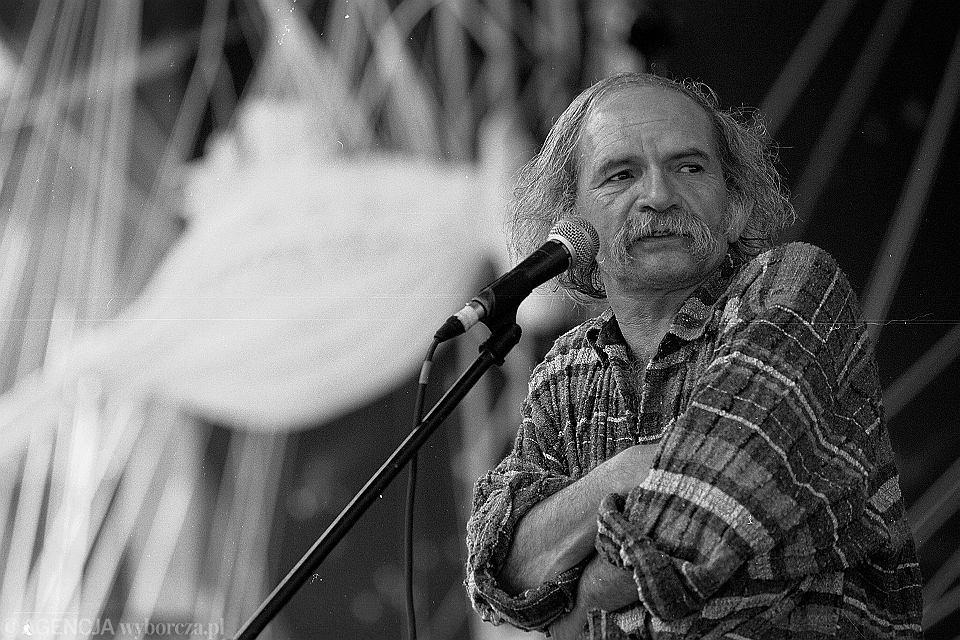 Bohdan Smoleń na Festiwalu Piosenki Żołnierskiej w Kołobrzegu / Sławomir Kamiński / AG