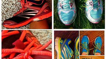 Buty do biegania z Lidla.