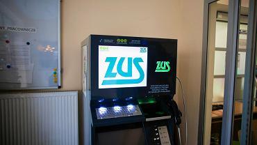 Zakład Ubezpieczeń Społecznych (ZUS) w Gdańsku
