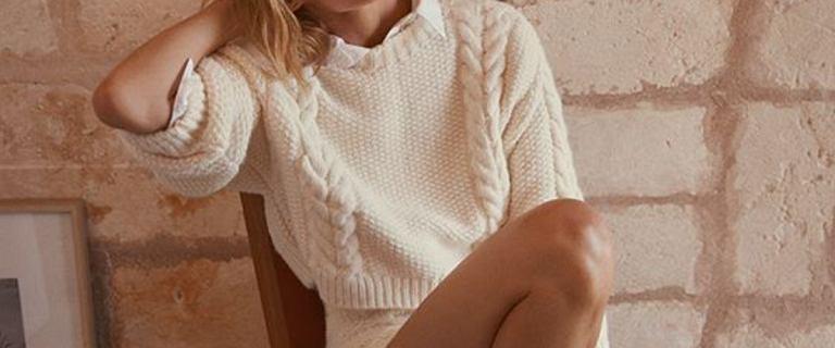 Swetry tej hiszpańskiej marki zachwycają w tym sezonie. Modne kolory, ciepłe dzianiny i świetne ceny. Zakochałyśmy się!