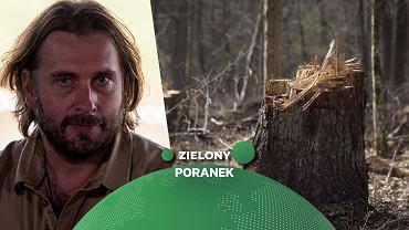 Adam Wajrak gościem Zielonego Poranka Gazeta.pl