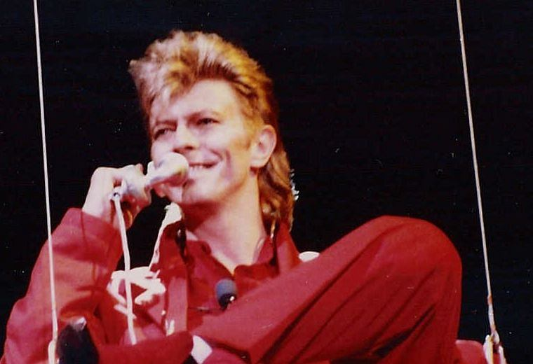 David Bowie na festiwalu Rock am Ring 1987