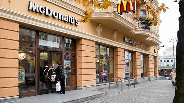 McDonalds przy ul. Gdańskiej