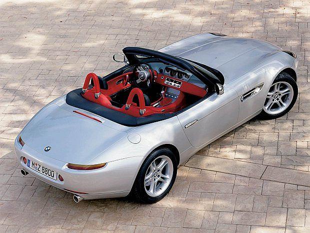 Najwięcej BMW Z8 zbudowano w 2000 roku - 1455 sztuk na rynek europejski i 491 ze specyfikacją amerykańską