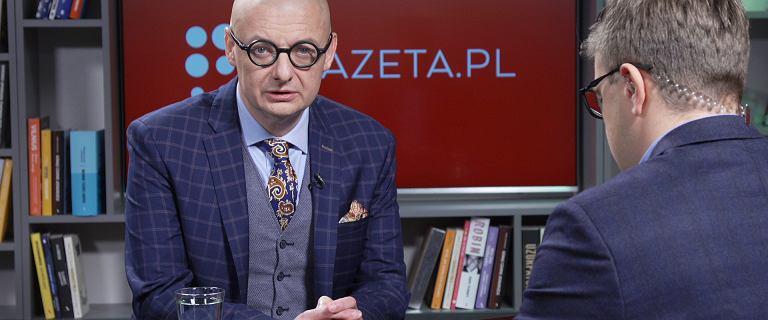 Michał Kamiński o patosie w expose Mateusza Morawieckiego