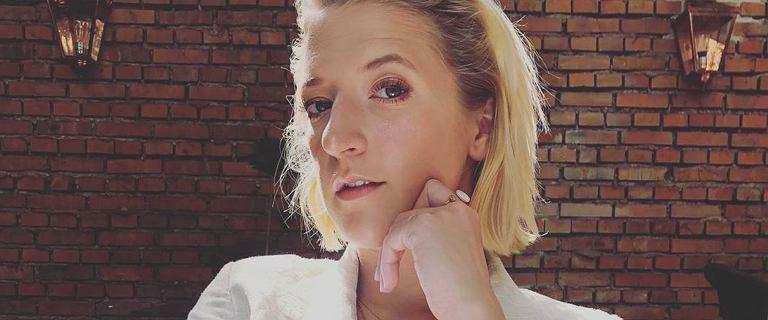 Lara Gessler pokazała zdjęcie piersi. Widać na nich znamię
