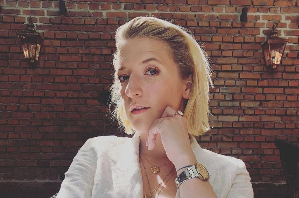 Lara Gessler pokazała zdjęcie piersi. Widać na nim znamię: 'Rozliczam się ostatecznie ze swoim lękiem'