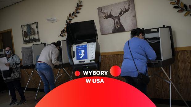 Wybory w USA.