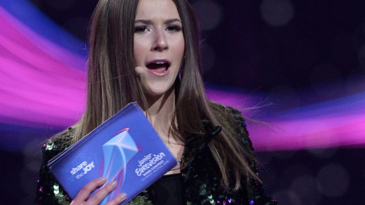 Eurowizja 2019. Wpadka Roxie Węgiel. Myślała, że ma wyłączony mikrofon. Nie miała. Wszyscy usłyszeli, jak skomentowała wygraną Viki Gabor