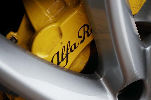 Alfa Romeo Giulia Veloce 2.0 280 KM Q4