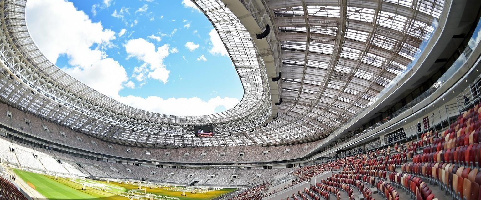 Mistrostwa świata w piłce nożnej 2018 rozpoczną się meczem na stadionie Łużniki w Moskwie (fot. mos.ru/commons.wikimedia.org/CC BY 4.0)