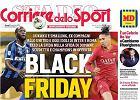 Kolejny skandal we Włoszech! Rasistowska okładka dziennika sportowego