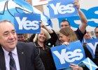 Szkoci głosują w referendum. Czy oderwą się od Wielkiej Brytanii?