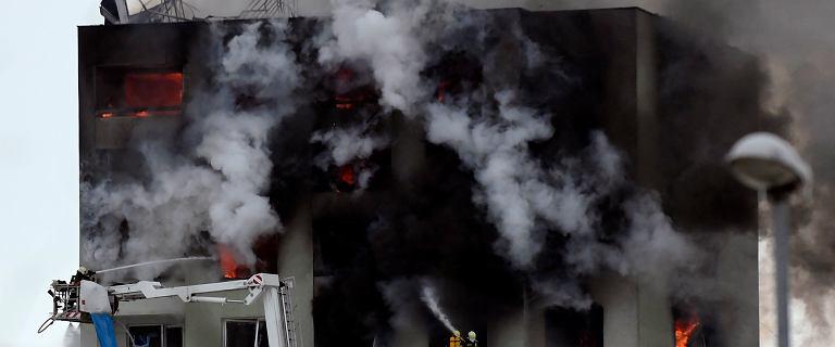 Wybuch gazu w wieżowcu na Słowacji. Nie żyje 7 osób, 40 jest rannych