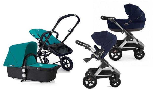 Wózek dla niemowlaka wielofunkcyjny