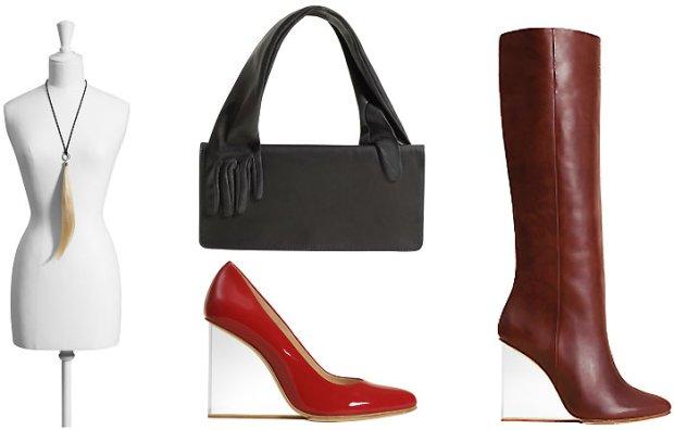 Buty i torebki Margieli dla H&M