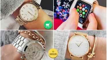 Najmodniejsze zegarki