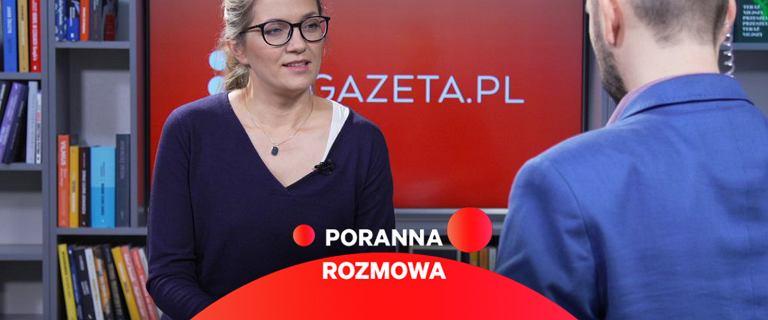 Magdalena Biejat w Gazeta.pl: Sejm to nie jest dobre miejsce na krzyż