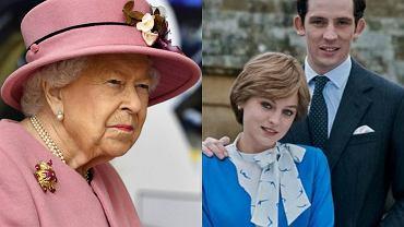 królowa Elżbieta II, 'The Crown'