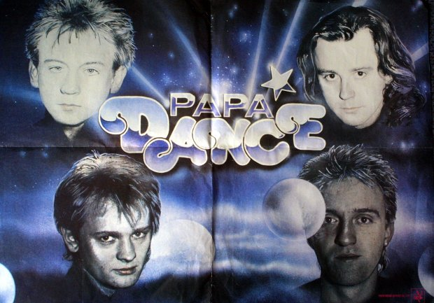 Paweł Stasiak, Papa Dance