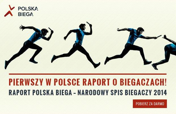 RAPORT POLSKA BIEGA - NARODOWY SPIS BIEGACZY