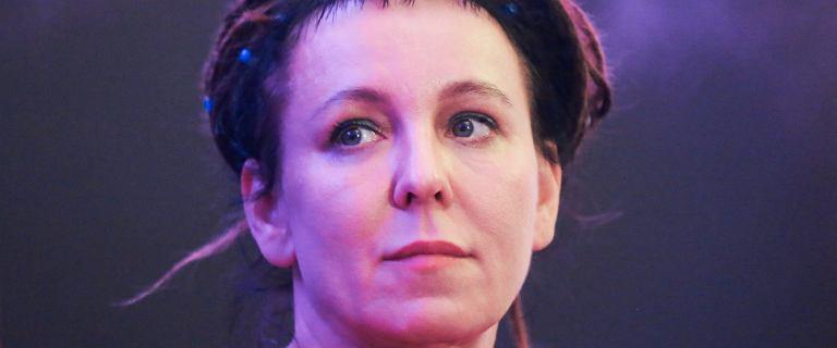 Olga Tokarczuk nie zapłaci podatku od Nobla. Jest decyzja ministra