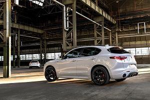 Nowa Alfa Romeo Stelvio Veloce Ti nie oszukuje nazwą - będzie bardzo szybka