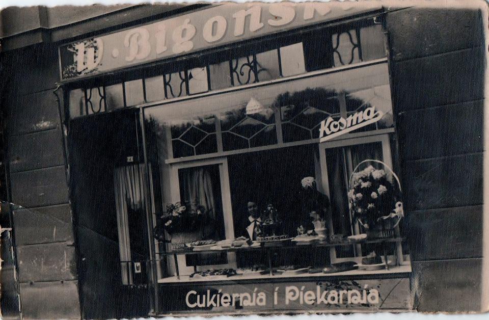 Otwarcie sklepu Bigońskich przy ul. Gdańskiej w Bydgoszczy